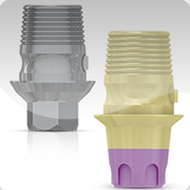 Титановые основания Ti-Base для CAD/CAM
