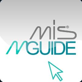 Система MIS MGUIDE – технология для всей длины линии улыбки.