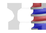 SEVEN Dual thread
